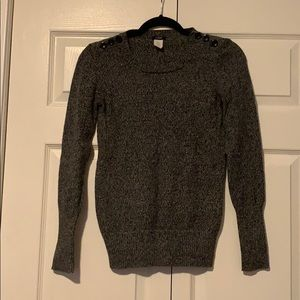 J Crew wool sweater